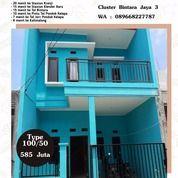 Hunian 2 Lantai Termurah Strategis Di Bintara Jaya Bekasi (26166939) di Kota Bekasi