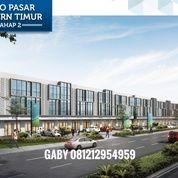 RUKO PASAR MODERN TIMUR TAHAP 2 BSD CITY (26174667) di Kab. Tangerang