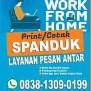 JASA BIKIN SPANDUK DIGITAL @DIRUMAHAJ (26178815) di Kota Tangerang Selatan