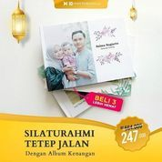 ID Photobook - Promo Beli Hemat (26179391) di Kota Jakarta Selatan