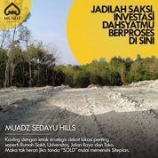 Lahan Kosong Belakang Perumahan Ciputra Sedayu (26182939) di Kab. Bantul