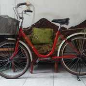 Sepeda Mini Phoenix Dengan Keranjang,Mulus Jarang Dipakai Gan (26183551) di Kota Semarang