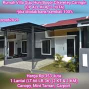 Rumah Villa Cikereteg Ciderum Bogor (26184431) di Kota Jakarta Selatan