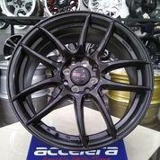 Velg Mobil Racing KAMIKAZE 988 HSR Ring 16 Lebar 7 Inci Brio Datsun Ignis Livina (26184655) di Kota Semarang