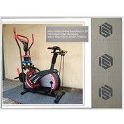 Sepeda Statis Orbitrek 5 Fungsi + Dumble 101 ( COD Salatiga ) (26188027) di Kota Salatiga