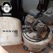 BEKAS Mesin Pompa Air Listrik SANYO Electric Shallow Well Pump P H260D Made In Japan. (26188163) di Kota Jakarta Selatan