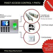 Promo Lebaran Mesin Absensi Fingerprint Dan Akses Kontrol Pintu MBB 300 (26189535) di Kota Surabaya