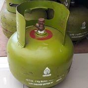 Tabung Gas Elpiji 3kg Isi Penuh Asli Pertamina (26191651) di Kota Jakarta Pusat