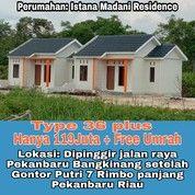 Rumah Sederhana (26191887) di Kota Pekanbaru
