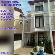 Cluster Rumah Cilodong Depok (26192007) di Kota Jakarta Selatan