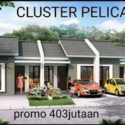 Pelican Cluster Pasarkemis Tangerang Dp.Cicil Harga Promo 403jutaaan (26195511) di Kab. Tangerang