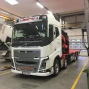 VOLVO Truck FM 440Hp 6x2T Prime Mover, I-Shift 12 Speed ,Kota Banjarmasin Kalimantan Selatan. (26199579) di Kota Banjarmasin