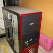 Komputer Desktop Intel Core2duo E7500 Cpu N Keyboard Saja (26201395) di Kab. Tangerang