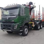 VOLVO Truck FM 440Hp 6x2T Prime Mover, I-Shift 12 Speed, Kabupaten Kotawaringin Barat (26203195) di Kab. Kotawaringin Barat