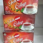 Teh Celup Sosro Kotak Merah 30 (26205743) di Kota Jakarta Pusat