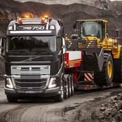 VOLVO Truck FM 440Hp 6x2T Prime Mover, I-Shift 12 Speed,.Kabupaten Bone (26206719) di Kab. Bone