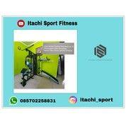 Home Gym 3 Sisi + Samsak Multifungsi Fitclass 134 ( COD Ungaran ) (26207603) di Kab. Semarang