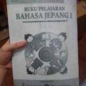 Buku Pelajaran Bahasa Jepang 1 Untuk SMA Kelas X Bekas (26210295) di Kab. Bandung