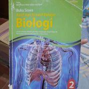 Buku Siswa Aktif Dan Kreatif Belajar Biologi 2 SMA/MA Kelas XI Oleh Yusa & MBS Maniam. Grafindo (26210819) di Kab. Bandung