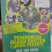 Buku Pendidikan Agama Kristen & Budi Pekerti Kelas X 10 SMA/SMK Penerbit BPK Gunung Mulia (26211231) di Kab. Bandung
