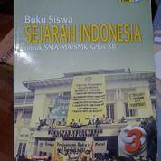 Buku Siswa Sejarah Indonesia 3 SMA/MA/SMK Kelas XII Oleh Samsul Farid Penerbit Yrama Widya (26211239) di Kab. Bandung