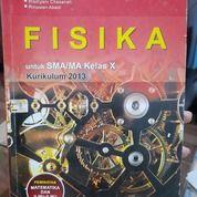 Buku Pelajaran Fisika SMA/MA Kelas X Oleh Pujianto, Supardianningsih, Dkk. Penerbit Intan Pariwara (26211371) di Kab. Bandung