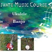 Les Gitar, Ukulele & Mandolin Privat Online (26211471) di Kota Jakarta Selatan