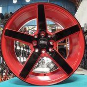 Velg Mobil Brio RS HSR NE3 JD265 HSR Ring 16 Lebar 7 Inci - Terlaris (26214983) di Kota Semarang