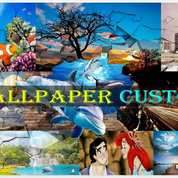 Wallpaper Dinding Custom (26215163) di Kota Jakarta Utara