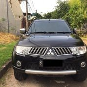 Mitsubishi Pajero Exceed Diesel Thn 2010 Warna Hitam (26219787) di Kota Jakarta Utara