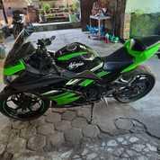 Kawasaki Ninja 250 Mesin Oke Plat AB (26220231) di Kab. Sleman