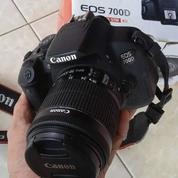 Kamera Dslr 700d (26221327) di Kota Bandung