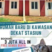 Taman Griya Asri Termurah Di Kawasan Dekat Stasiun Cilebut Bogor (26221407) di Kab. Bogor