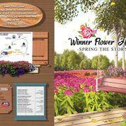 Rumah Baru Winner Flower House Tipe Bell Kabil-Punggur Batam (26221867) di Kota Batam