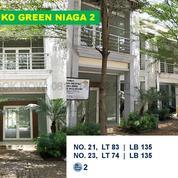 Sentul City Ruko Green Niaga 2 Lantai PROMO (26221955) di Kota Bogor