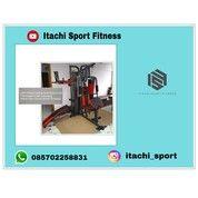 Home Gym 3 Sisi + Samsak Multifungsi Total 154 ( COD Ungaran ) (26222199) di Kab. Semarang