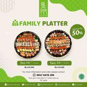 Sushi Tei Family Platter Save Up To 50% (26222243) di Kota Jakarta Selatan