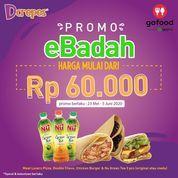 Dcrepes Promo Ebadah Mulai Dari Rp. 60.000 (26222255) di Kota Jakarta Selatan