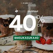 CO.CHOC Disc. 40% Off Grabfood (26222267) di Kota Jakarta Selatan