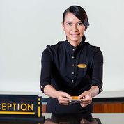 Dibutuhkan Segera Receptionist (26225207) di Kota Tangerang