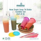 Tumbler Tropic Snap N Shake Set (Set) (26229331) di Kota Jakarta Timur
