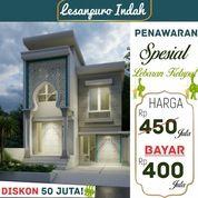 Promo Rumah Syariah Kota Malang Dekat Kampus, Dekat TOL (26231183) di Kota Malang