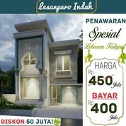 Promo Rumah Syariah Diskon 50 Juta Kota Malang (26231523) di Kota Malang