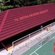 Onduline Tile Atap Bitumen, Atap Aspal Tahan Air Dan Anti Bising (26231855) di Kab. Sidoarjo