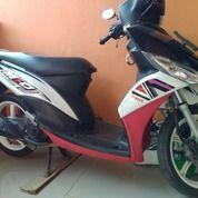 Mio J 2012 Injeksi, Pajak Hidup, Kilometer Rendah, Plat Bekasi Kab. Mio J 2012 Injeksi (Motor Irit) (26233715) di Kab. Bekasi