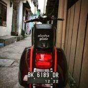 VESPA PX TAHUN 1980 NO SEIN (26234611) di Kota Medan
