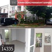 Rumah (Hoek) Paramount Serpong, Cluster Lavender, Tangerang, 10x17m, 2 Lt, SHM (26238727) di Kota Tangerang