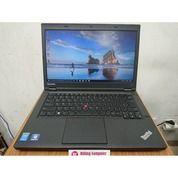 Laptop LENOVO ThinkPad T440p Core I5 GEN 4 Siap Pakai (26241683) di Kota Jakarta Utara