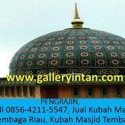 PENGRAJIN, Kontraktor Kubah Masjid Tembaga Riau (26252959) di Kota Batam