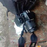 Camera Canon 1100 D Lengkap (26256831) di Kota Pematang Siantar
